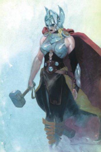 Marvel presenta il nuovo Thor dei fumetti che ora è una donna
