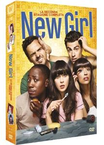 La cover di New Girl - Stagione 2