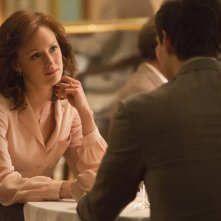 Halt and Catch Fire: Kerry Bishé insieme a Scott Michael Foster nell'episodio Giant