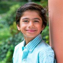 Neel Sethi. scelto come protagonista per Il libro della giungla