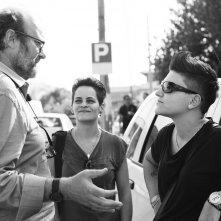 Sul Vulcano: il regista Gianfranco Pannone sul set del documentario