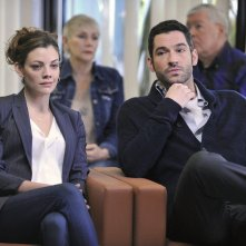 Rush: Tom Ellis e Sarah Habel nel pilot