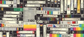 vecchie videocassette