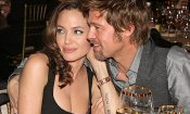 Angelina Jolie e Brad Pitt sul set per 'By the Sea'
