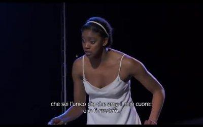 Clip 'Incontro tra Romeo e Giulietta' - Romeo e Giulietta - Il musical da Broadway
