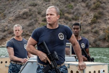 The Last Ship: Adam Baldwin nell'episodio El Toro