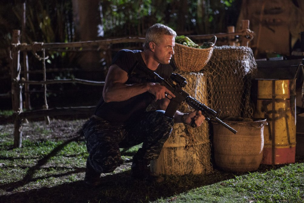 The Last Ship: Eric Dane nell'episodio El Toro