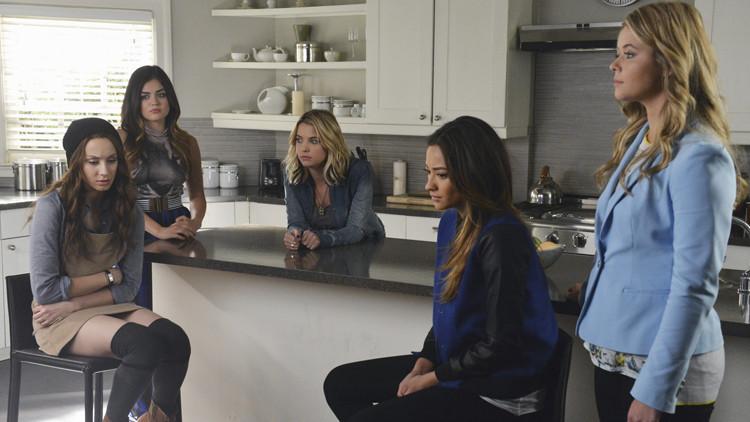 Pretty Little Liars: il cast nell'episodio Run, Ali, Run
