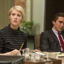 Halt and Catch Fire: Mackenzie Davis e Lee Pace nell'episodio The 214s
