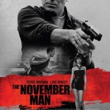Locandina di The November Man