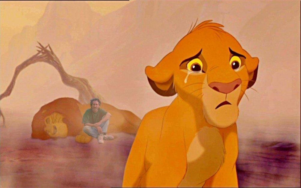 Spielberg il cacciatore - Re Leone