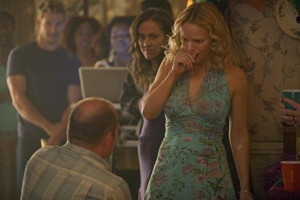 True Blood: Chris Bauer e Lauren Bowels nell'episodio Lost Cause