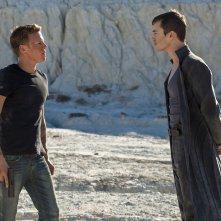 Dominion: Chris Egan e Tom Wisdom nell'episodio Something Borrowed