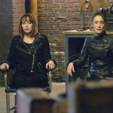 Nikita: Maggie Q nell'episodio Faccia a faccia