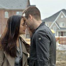 Nikita: Maggie Q e Shane West nell'episodio Finchè morte non vi separi