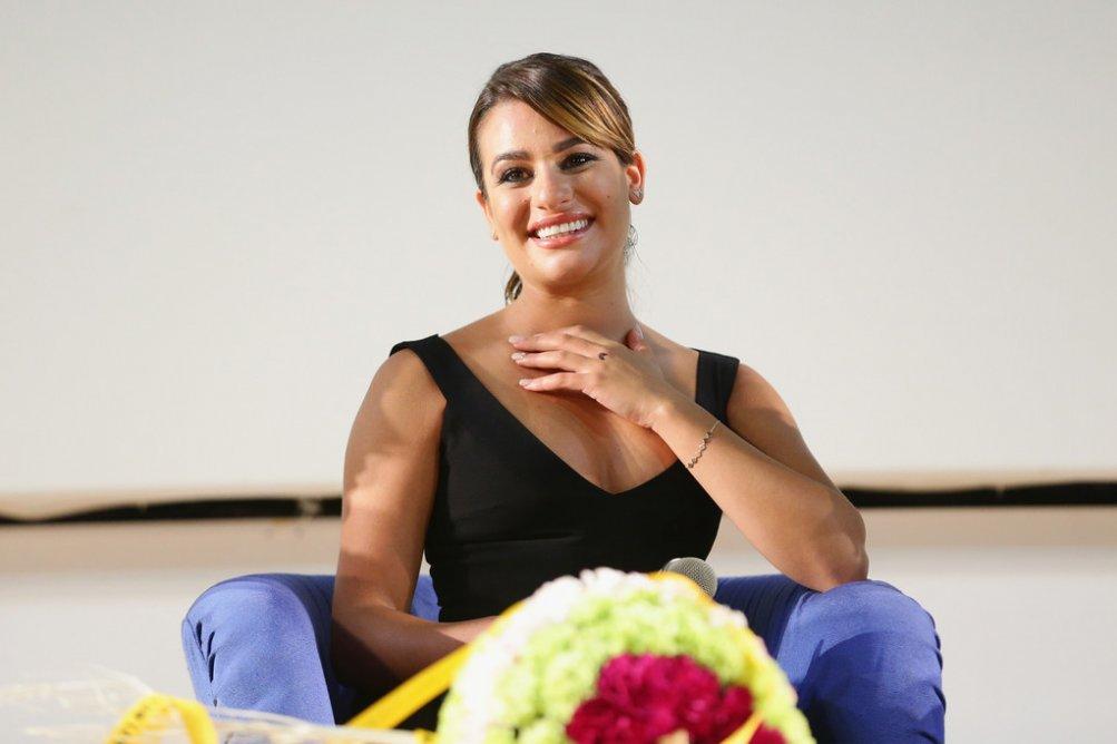 Lea Michele ospite di Giffoni 2014