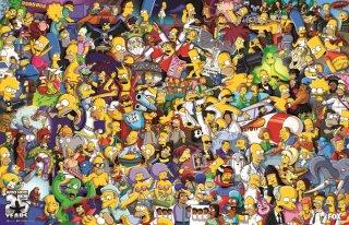 I Simpson: un wallpaper per celebrare i 25 anni della serie