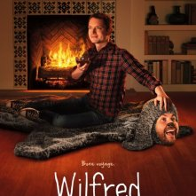 Wilfred: una locandina per la quarta stagione