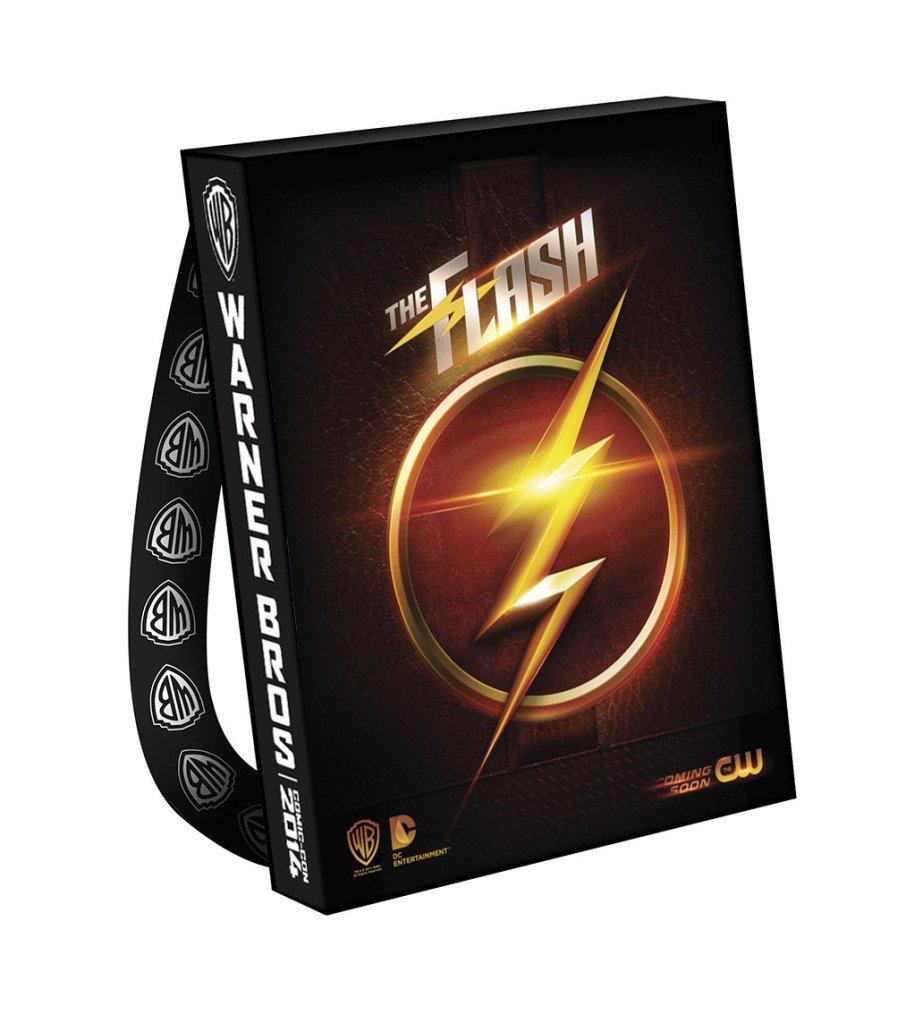 The Flash: la borsa disponibile per i fan al Comic-Con di San Diego 2014