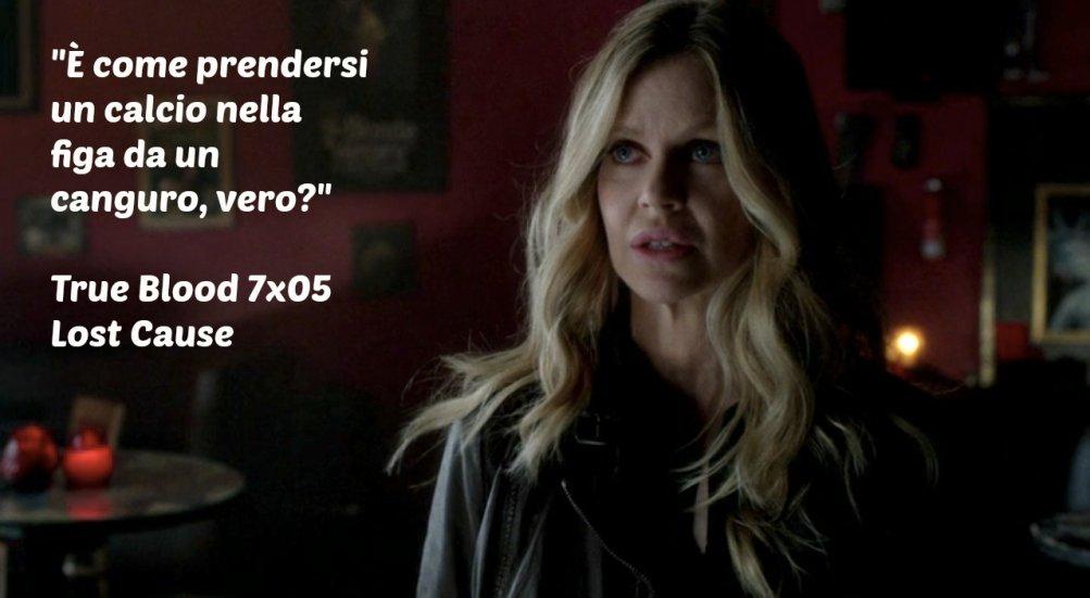 True Blood: una citazione dall'episodio Lost Cause