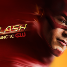 The Flash: un wallpaper promozionale per la serie
