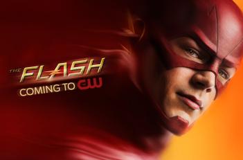 The Flash: un wallpaper promozionale per la serie