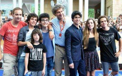 Braccialetti Rossi: il grido 'Watanka!' risuona a Giffoni