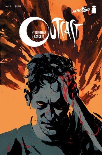 Oucast: il nuovo fumetto di Robert Kirkman