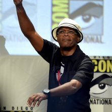 Comic-Con: Marvel Cinema - Samule L. Jackson in un'immagine