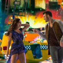 Step Up All In: Briana Evigan e Ryan Guzman in una scena