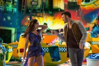 Step Up All In: Briana Evigan e Ryan Guzman in una scena