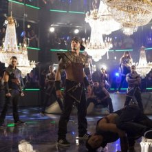 Step Up All In: Stephen Stevo Jones in una scena