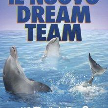 L'incredibile storia di Winter il delfino 2: il character poster di Winter e Hope
