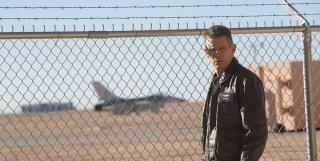 Good Kill: Ethan Hawke vicino alla pista di atterraggio degli aerei militari