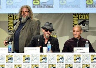 Comic-Con 2014: il cast di Sons of Anarchy