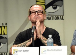 Comic-Con 2014: Kurt Sutter, il creatore di Sons of Anarchy