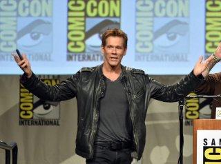 Comic-Con: Kevin Bacon in un'immagine