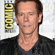 Comic-Con: un primo piano di Kevin Bacon per The Following