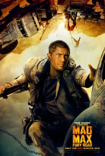 Mad Max: Fury Road - Il character poster di Tom Hardy