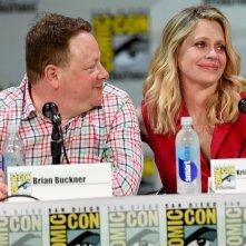 Comic-Con 2014: Kristin Bauer e Brian Buckner di True Blood