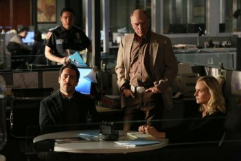 The Bridge: una scena dell'episodio Sorrowsworn