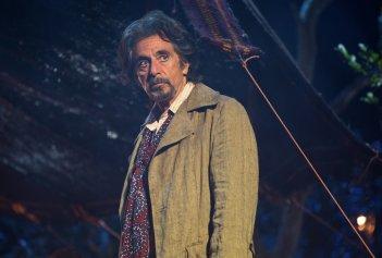 The Humbling: Al Pacino in una scena del film