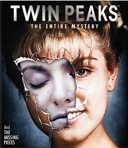 La cover di Twin Peaks - The Entire Mistery