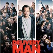 Locandina di Delivery Man