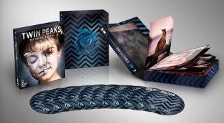 IL package di Twin Peaks - The Entire Mistery