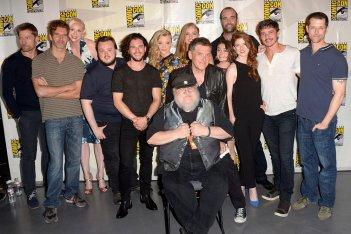 Il trono di spade: il cast della quinta stagione al Comic-Con 2014