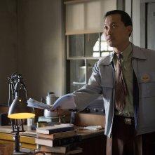 Manhattan: Eddie Shin nel pilot della serie