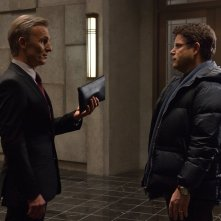 The Strain: Sean Astin e Richard Sammel nell'episodio Gone Smooth