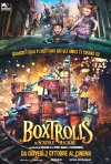 Locandina di BoxTrolls - Le scatole magiche