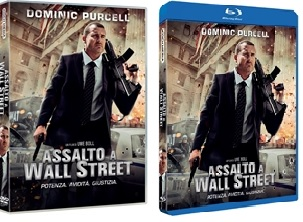 Le cover homevideo di Assalto a Wall Street
